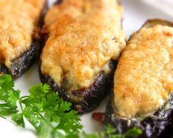 Жареные баклажаны «под мясом». Просто и вкусно!