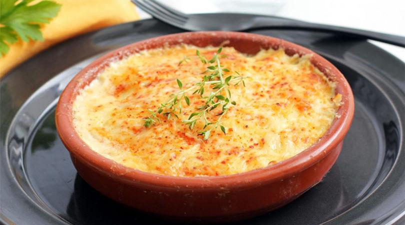 Картофельная запеканка с сыром — вкусно и просто