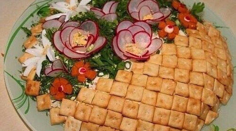 ТОП-7 салатов на Новый Год