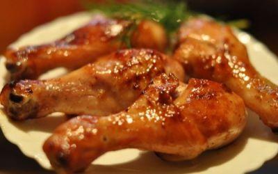 Как вкусно приготовить куриные ножки в горчично-медовом соусе
