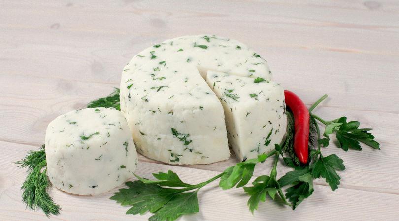 Обалденный сыр в домашних условиях
